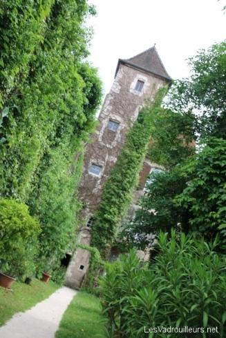 Tour ecclésiale Saint-Pierre-Fourrier de Gray