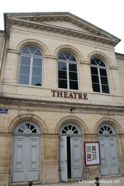 Vieux théâtre de Gray
