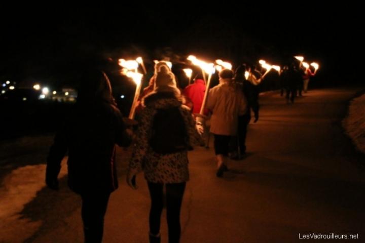 Marche aux flambeaux