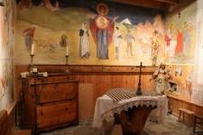 Intérieur petite chapelle