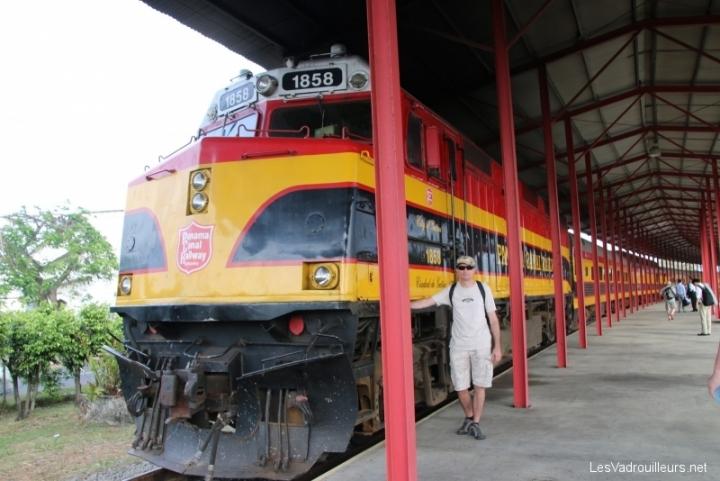 Panama Express Train