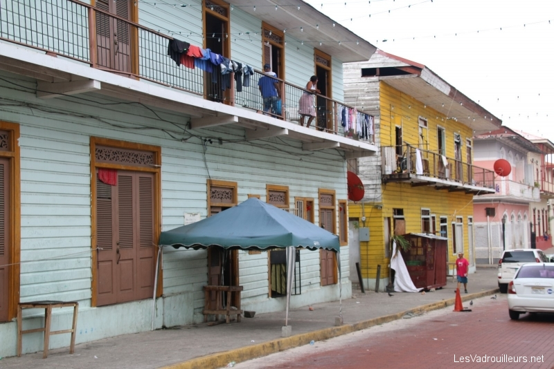 Vieille ville coloniale de Panama City