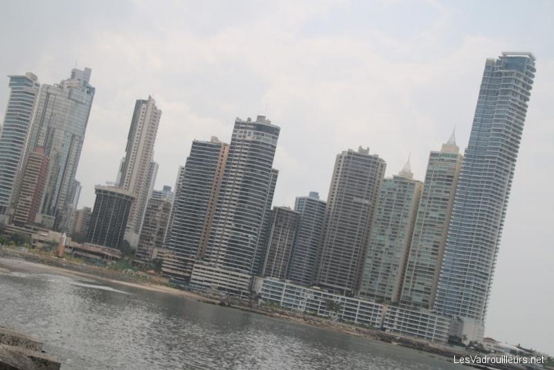 Grattes-ciel de Panama City