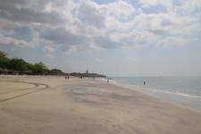 Plage de Playa Blanca