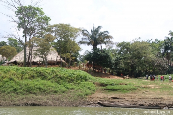 Le village Embera