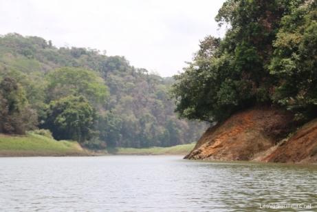 Paysage du fleuve Chagres