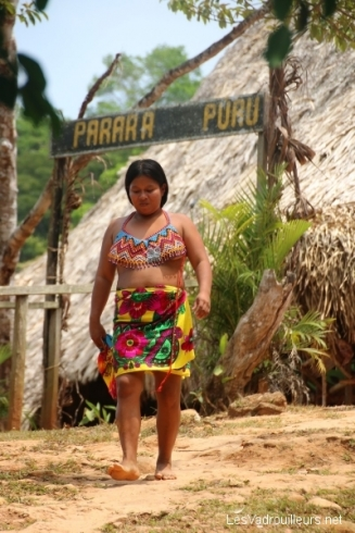 C'est la communauté Embera Parara Puru