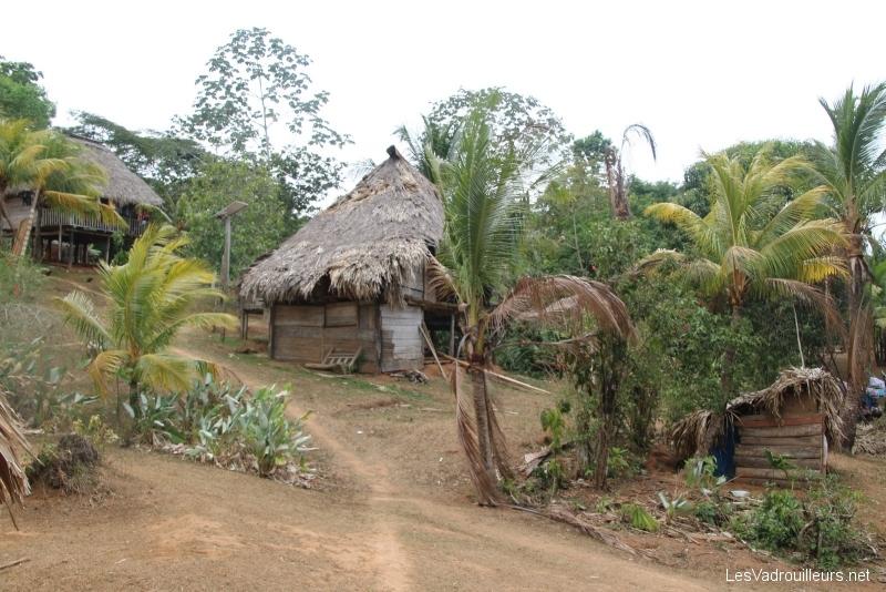 Le village Embera