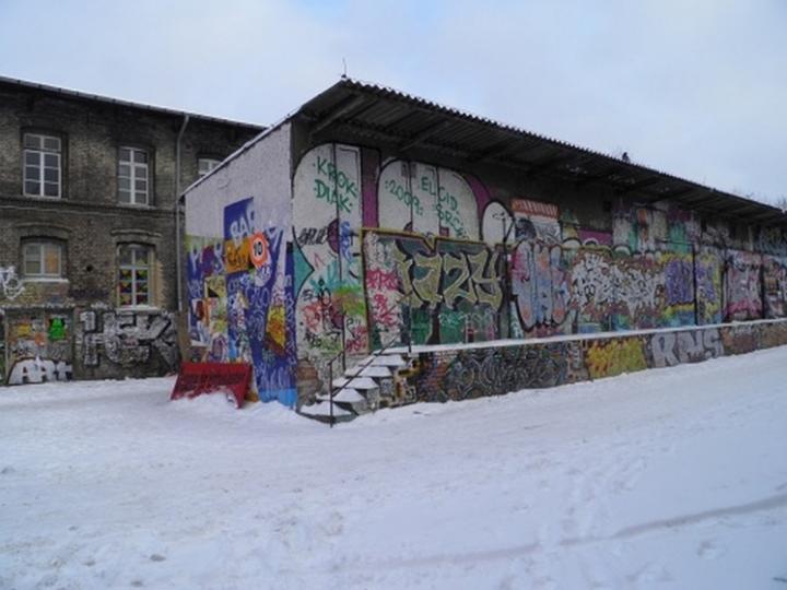 Berlin en Hiver