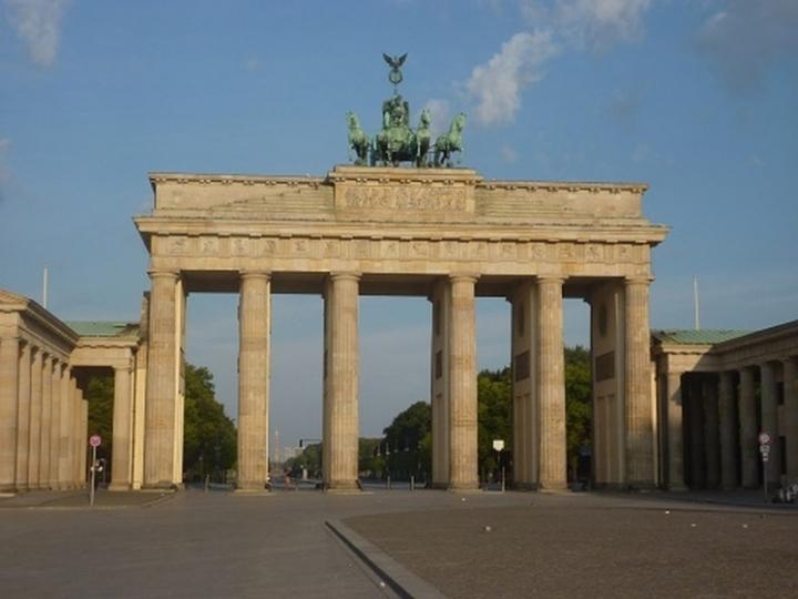 Porte de Brandenburg