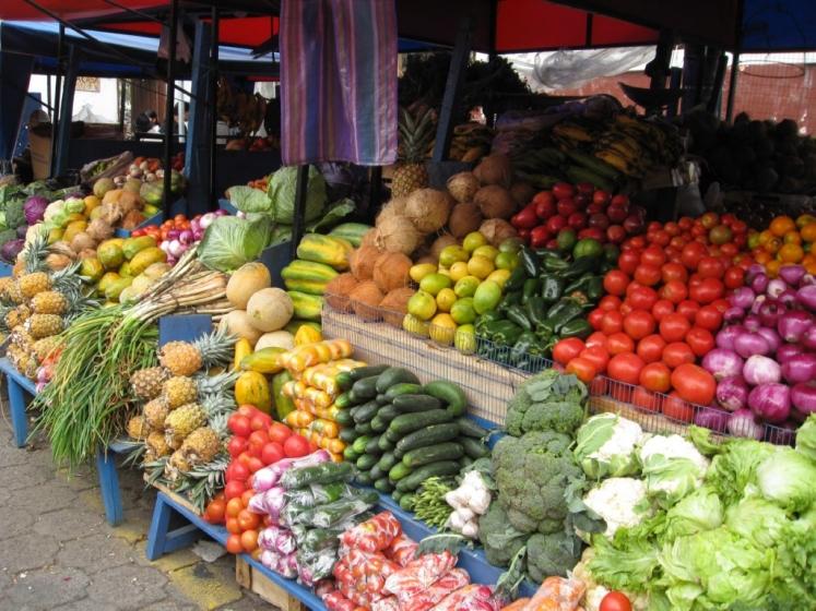 Fruits et legumes (c) Chris Feser - Flickr