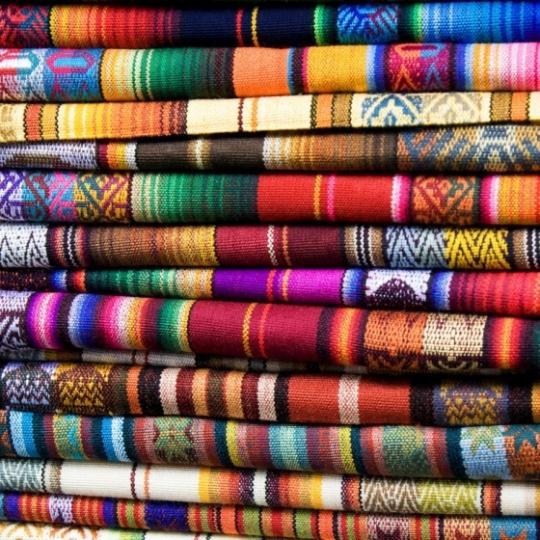 Textile (c) Umberto Salvagnin - Flickr