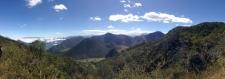 Paysage de montagnes