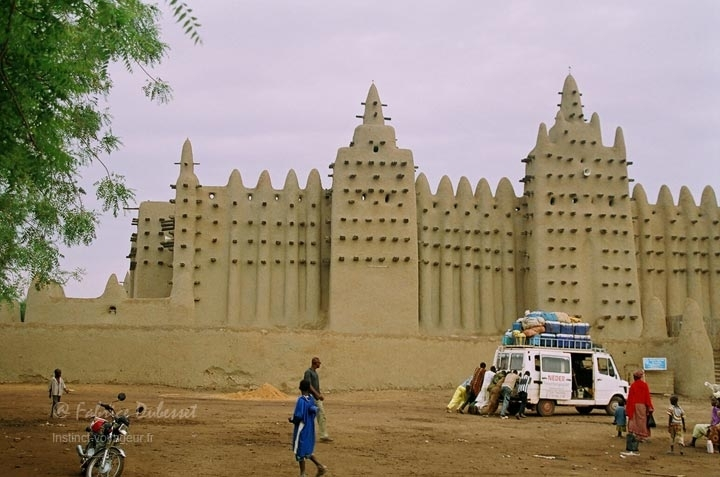 La mosquée de Djenné