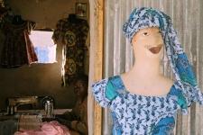 Un tailleur au Sénégal