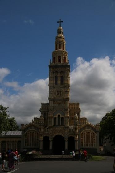 Eglise à la Réunion