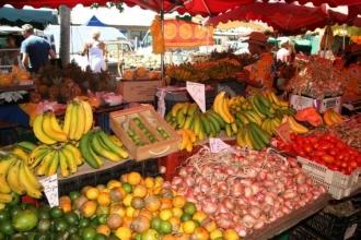 Les marchés colorés de la Réunion