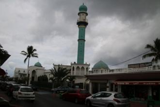 Mosquée à la Réunion
