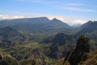 Cirque de Mafate à la Réunion