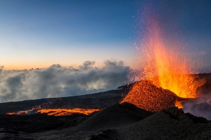Volcan La Réunion (c) IRT - Luc Perrot