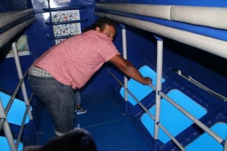 Observation des fonds marins