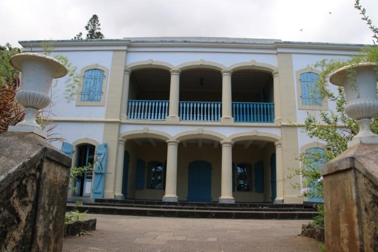 Musée Villele Saint-Gilles-les-Bains