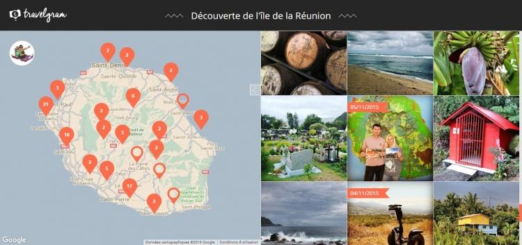 Notre Travelgram La Réunion