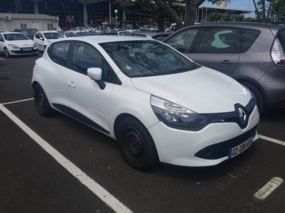 Prise de possession de la Clio 4