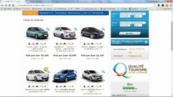 Voitures disponibles chez Jumbo Car