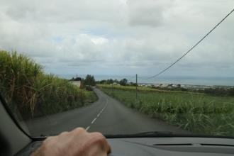 Conduire à La Réunion