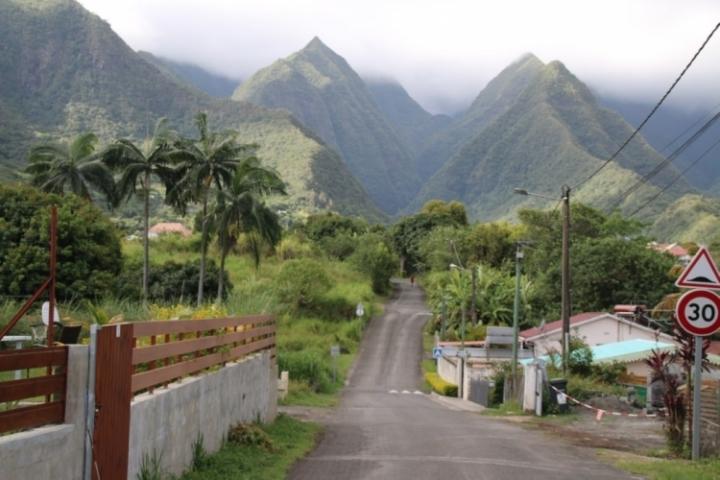 Route de La Réunion
