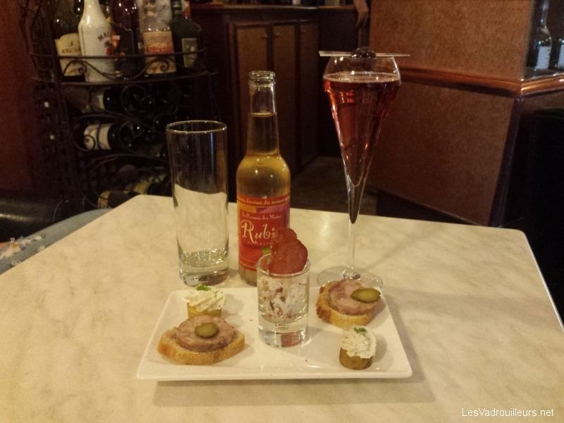 Petit cocktail apéritif