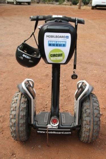 Gyropode Segway de Mobilboard La Réunion