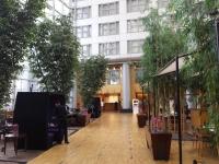 Intérieur de l'hôtel Hyatt