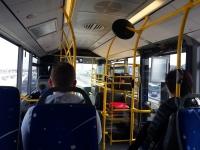 Intérieur bus navette