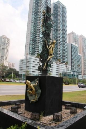Balade dans Panama City