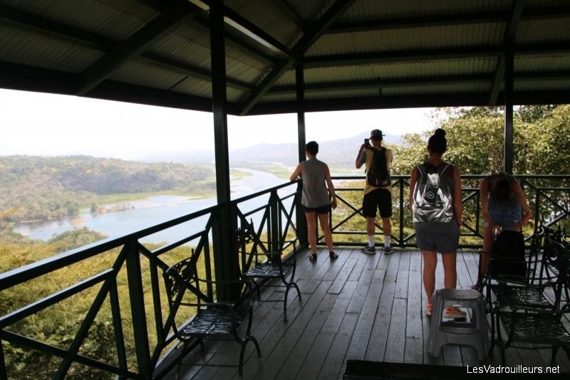 Vue panoramique depuis l'observatoire