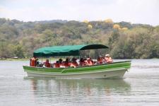 Balade sur le lac Gatun