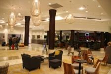 Hall hôtel Marriott