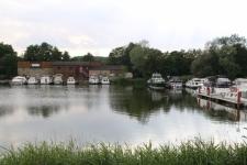 Port de Scey-sur-Saône