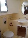 Coin toilettes et salle de bain