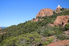Randonnée Cap Dramont - Le sémaphore