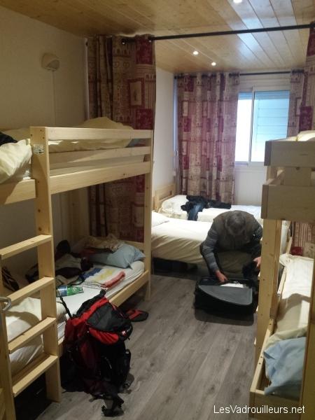 Notre chambre de 6