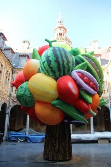 Fruit Tree à la Vieille Bourse