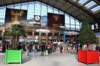 Gare Lille Flandres