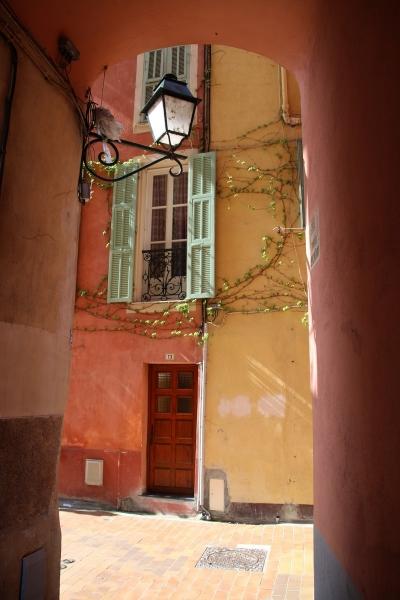 Petite ruelle de la vieille ville