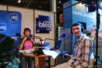 Christophe interviewé sur France Bleu