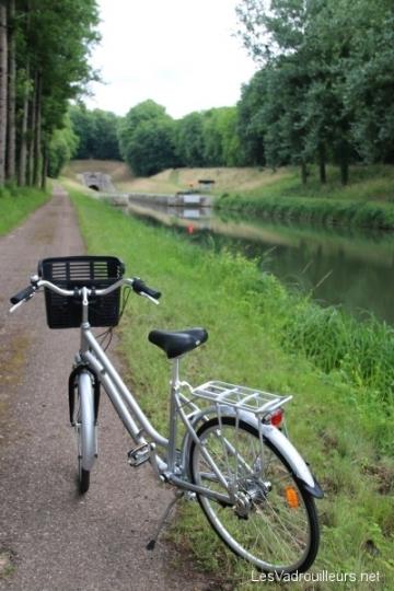 Découvrir les rives de la Saône à vélo