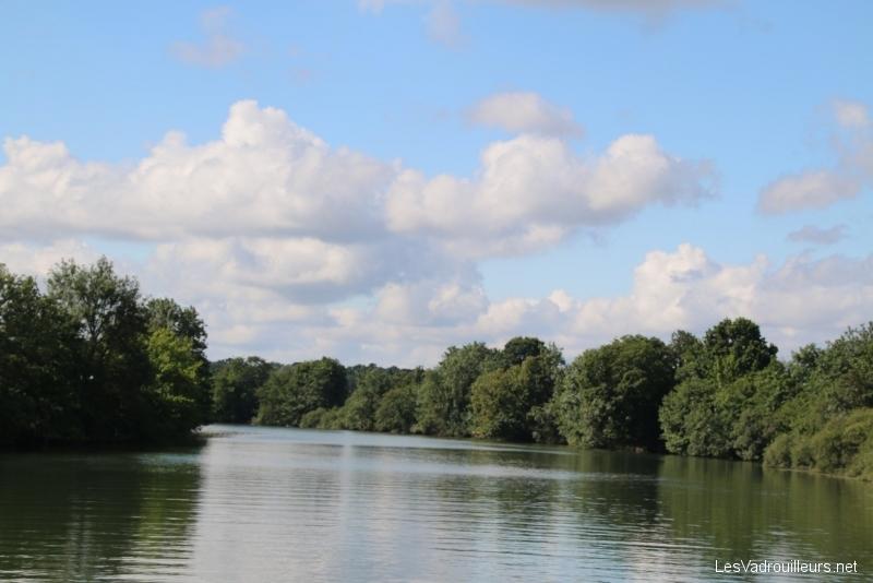 Navigation sur la Saône