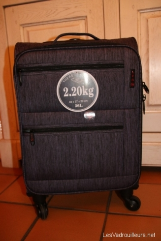 La valise cabine Lys